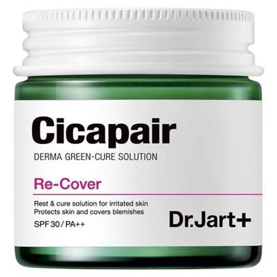 Dr. Jart+ CiCapair Восстанавливающий СС-крем анти-стресс, корректирующий цвет лица SPF30 PA++