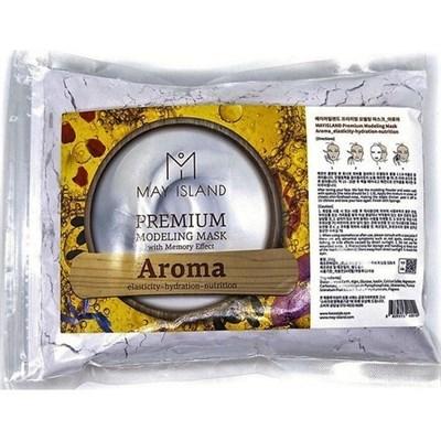 Альгинатная маска премиум класса с арома-экстрактами May Island Premium Modeling Mask Aroma - фото 4532