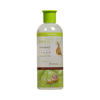 Тонер для лица Farm Stay Visible Difference Moisture Toner Snail 350 мл - фото 4644