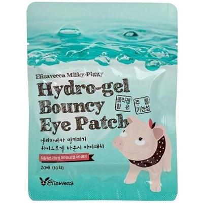Патчи для глаз Elizavecca Hydro-gel Bouncy Eye Patch - фото 4670