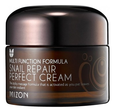 Крем для лица Mizon SNAIL REPAIR PERFECT CREAM 50 мл - фото 4716