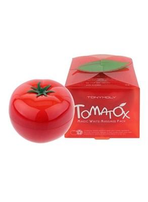 Отбеливающая маска Tony Moly Tomatox Magic White Massage Pack - фото 4760