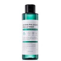Кислотный очищающий тонер для проблемной кожи Some By Mi AHA-BHA-PHA 30 Days Miracle Toner