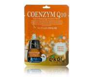 АНТИОКСИДАНТНАЯ ТКАНЕВАЯ МАСКА С КОЭНЗИМ Q10 - EKEL COENZYM Q10 ULTRA HYDRATING ESSENSE MASK