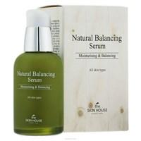 Сыворотка для лица The Skin House Natural Balancing Serum
