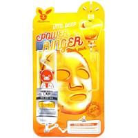 Тканевая маска д/лица с Витаминами Elizavecca VITA DEEP POWER Ringer mask pack
