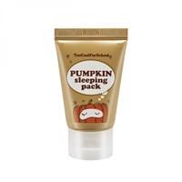 Ночная маска с экстрактом тыквы Too Cool for school pumpkin sleeping pack mini 30 мл
