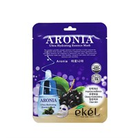 Тканевая маска с экстрактом аронии Ekel Aronia Ultra Hydrating Essence Mask