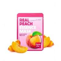 Тканевая маска с персиком Farm Stay Real Peach Essence Mask