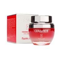 Farmstay Крем для кожи вокруг глаз Ceramide Firming Facial Eye Cream 50 ml