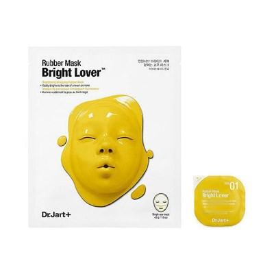 DR. JART+ RUBBER MASK Моделирующая альгинатная маска Мания сияния - фото 4537