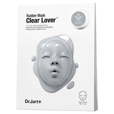 DR. JART+ RUBBER MASK Моделирующая альгинатная маска Мания очищения - фото 4539