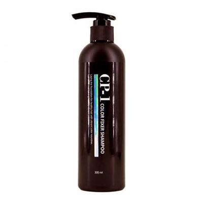 Шампунь для окрашенных и тонированных волос Esthetic House CP-1 Color Fixer Shampoo - фото 4550