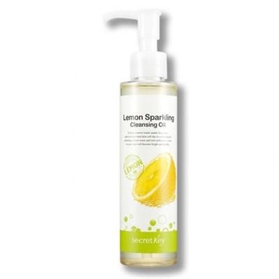 Масло для лица Secret Key Lemon Sparkling Cleansing Oil 150 мл - фото 4586