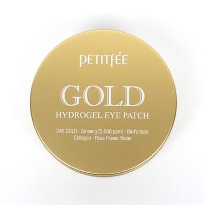 Патчи для глаз Petitfee Gold Hydrogel Eye Patch 60 шт - фото 4680