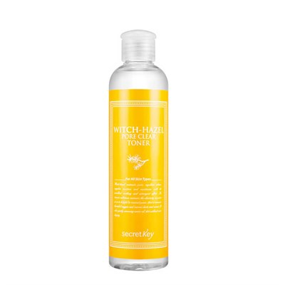 Тонер для лица Secret Key Witch-Hazel Pore Clear Toner - фото 4761