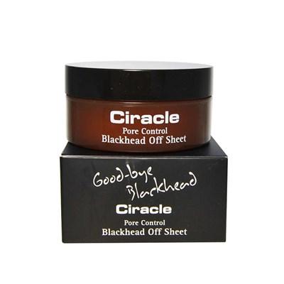 Салфетки для удаления черных точек Ciracle Blackhead Off Sheet 30 шт 50мл - фото 4786
