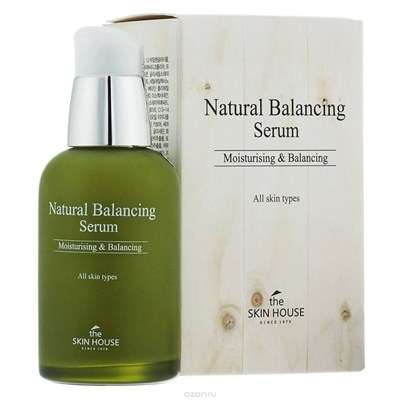 Сыворотка для лица The Skin House Natural Balancing Serum - фото 4809
