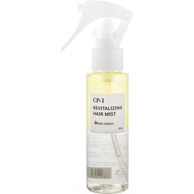 Мист для волос ESTHETIC HOUSE CP-1 REVITALIZING HAIR MIST (White cotton) 80 мл - фото 4888