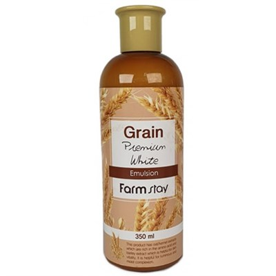Эмульсия с экстрактом ростков пшеницы Farm Stay Grain Premium White - фото 5104