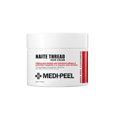 Подтягивающий крем для шеи MEDI-PEEL Naite Thread Neck Cream - фото 5161