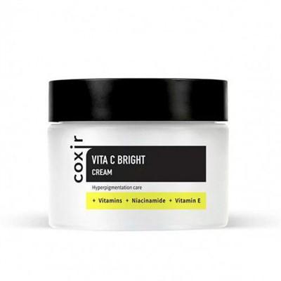 Витаминный крем для сияния кожи Coxir Vita C Bright Cream - фото 5182