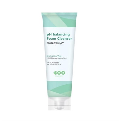 Пена для умывания Dearboo pH Balancing Foam Cleanser - фото 5186