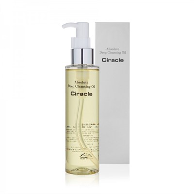 Гидрофильное масло Ciracle Absolute Deep Cleansing Oil - фото 5202