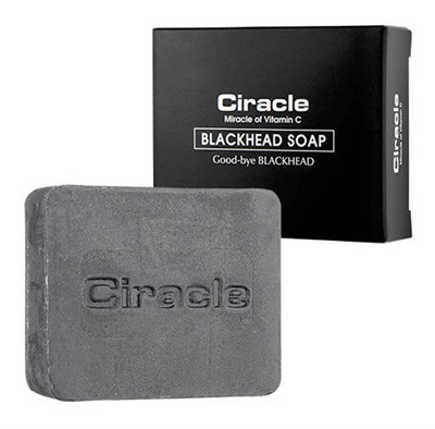 Мыло для проблемной кожи Ciracle Blackhead soap - фото 5204