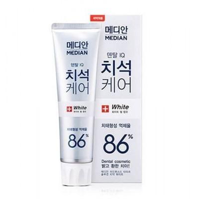 Зубная паста Median Toothpaste White 120 g - фото 5242