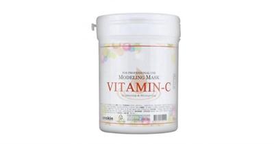 Anskin маска альгинатная Vitamin-C для тусклой кожи, 240 г - фото 5261