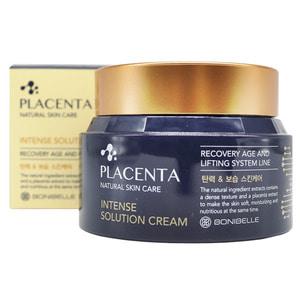 BONIBELLE Крем для лица ПЛАЦЕНТА Placenta Intense Solution Cream, 80 мл - фото 5289