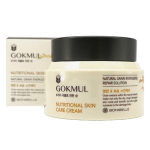 BONIBELLE Крем для лица ЭКСТРАКТ РИСА Gokmul Nutritional Skin Care Cream, 80 мл - фото 5290