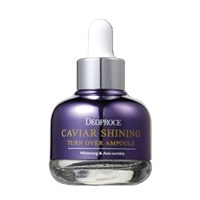 Сыворотка для лица с экстрактом икры / CAVIAR SHINING TURN OVER AMPOULE, DEOPROCE 30 мл