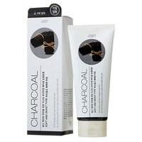 Пилинг для лица Jigott Premium Facial Charcoal peeling Gel с чёрным углем