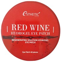 Патчи для глаз Esthetic House Red Wine Hydrogel Eye Patch 60 шт