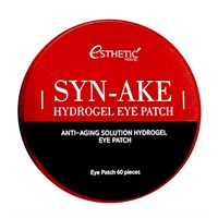 Патчи для глаз Esthetic House Syn-Ake Hydrogel Eye Patch 60 шт