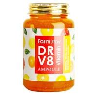 Сыворотка с витаминным комплексом FarmStay DR-V8 VITAMIN AMPOULE 250 мл