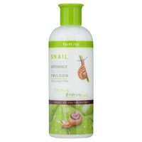 Восстанавливающая эмульсия Farm Stay Snail visible difference moisture emulsion