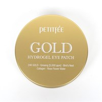 Патчи для глаз Petitfee Gold Hydrogel Eye Patch 60 шт