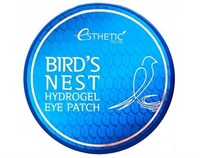 Патчи для глаз Esthetic House Bird's Nest Hydrogel Eye Patch 60 шт