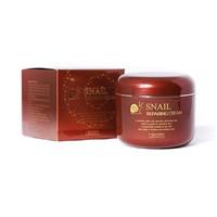 Крем для лица Восстанавливающий с экстрактом улитки Jigott Snail Repair Cream