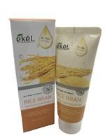 Гель-пилинг для лица Ekel Rice Bran Peeling Gel с рисом