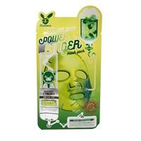 Тканевая маска д/лица с центеллой Elizavecca CENTELLA ASIATICA DEEP POWER Ringer mask pack
