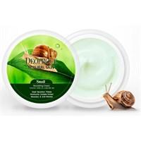 Крем для лица и тела Deoproce natural skin snail