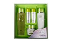 НАБОР для лица 3W CLINIC Aloe Full Water Activating Skin 3 Kit Set
