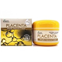 Крем для лица с плацентой Ekel Placenta Ample Intensive Cream