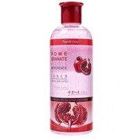 Тонер увлажняющий с экстрактом граната Farm Stay Visible Difference Moisture Toner Pomegranate 350 мл