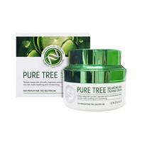 Enough Pure Tree Balancing Pro Calming Cream крем для лица с экстрактами чайного дерева