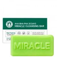 Some By Mi мыло для проблемной кожи AHA-BHA-PHA Miracle cleansing bar, 106 г